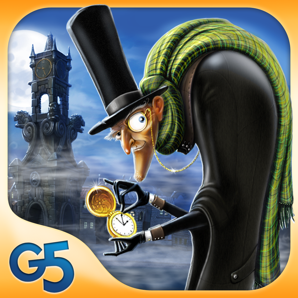 Old Clockmaker's Riddle by G5 Entertainment icon