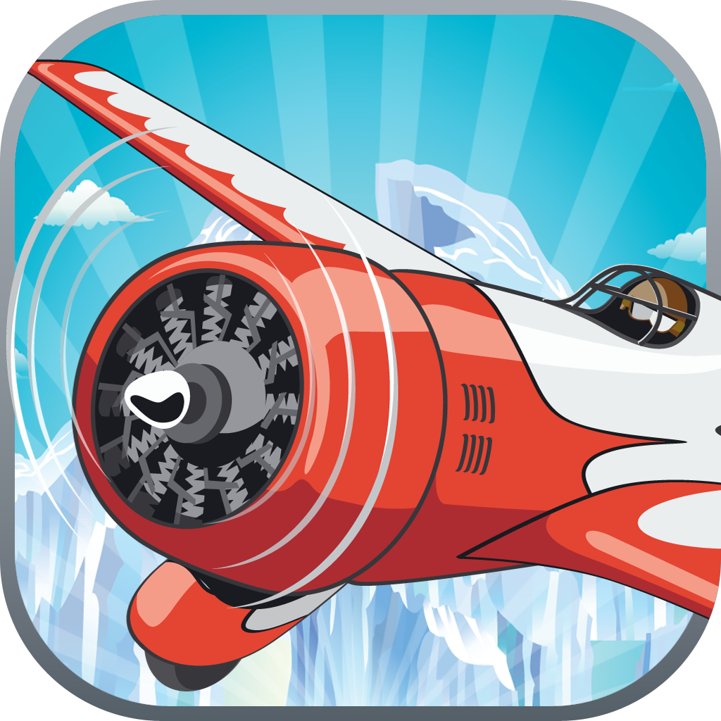 Tiny Infinity Glider Pro: Real World Racing - Pocket Sea Planes